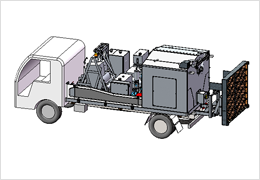 Gexin Machinery R&D and Design of Professional Road Maintenance Machinery